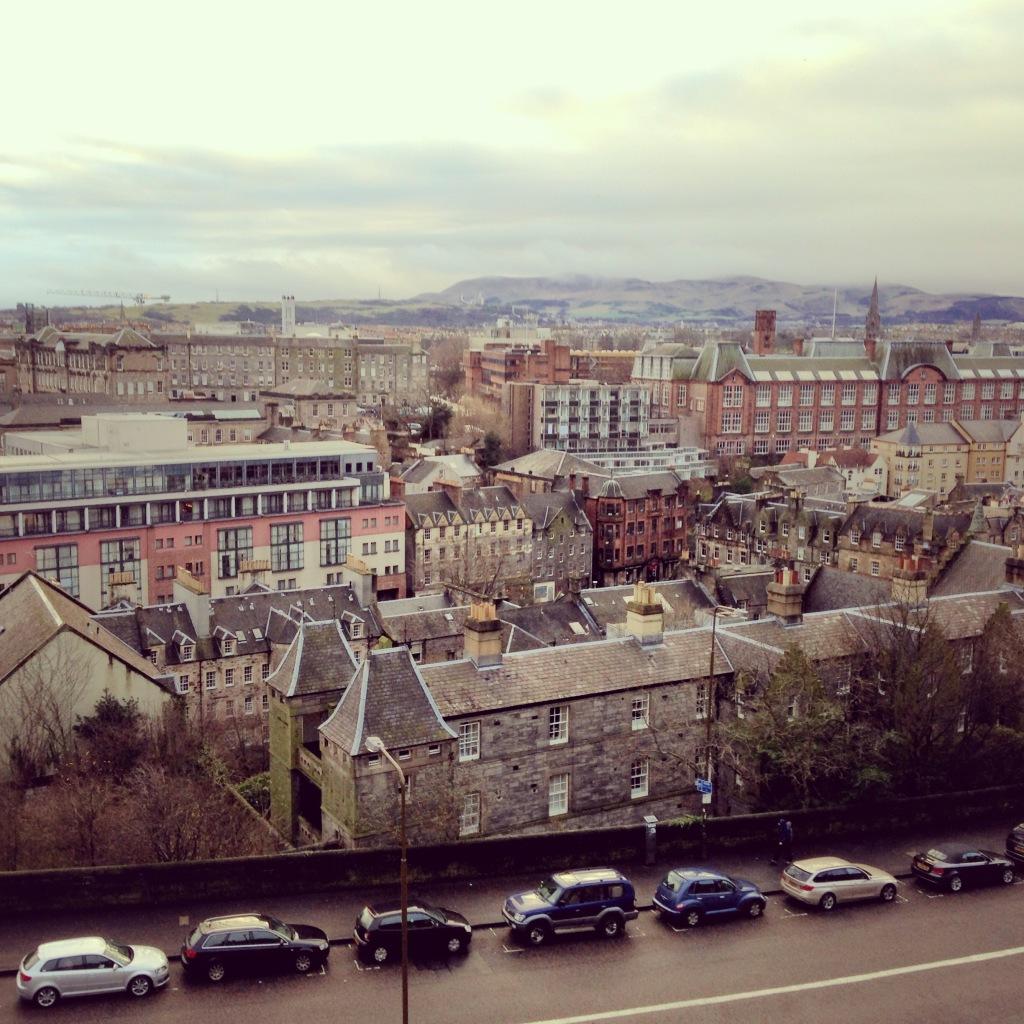 Edinburgh Hostel