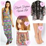 Travel Fashion Wish List