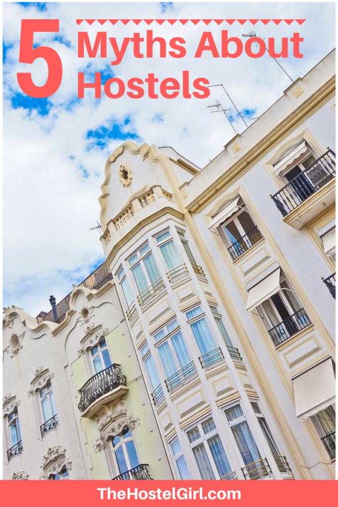 5 Negative Hostel Myths