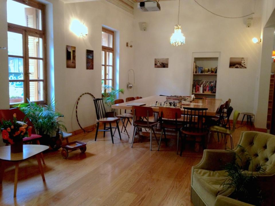 City Circus Hostel Athens