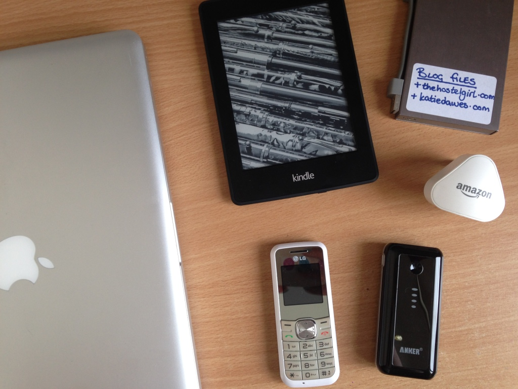 Flashpacker Macbook Pro