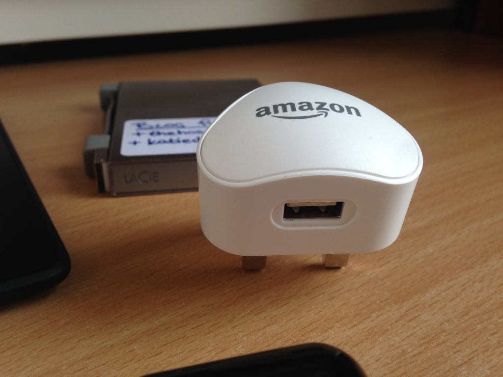 Flashpacker USB Plug
