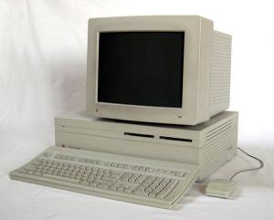 Flashpacker Vintage Macintosh MacII
