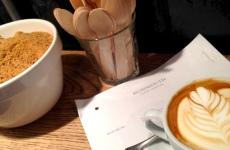 Monmouth Coffee The Borough Market London_1