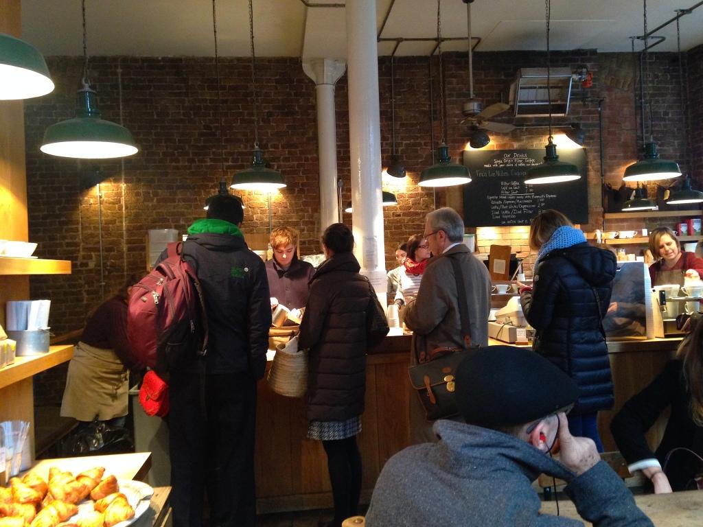 Monmouth Coffee The Borough Market London_5