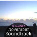 NOVEMBER SOUNDTRACK