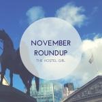 November Roundup The Hostel Girl