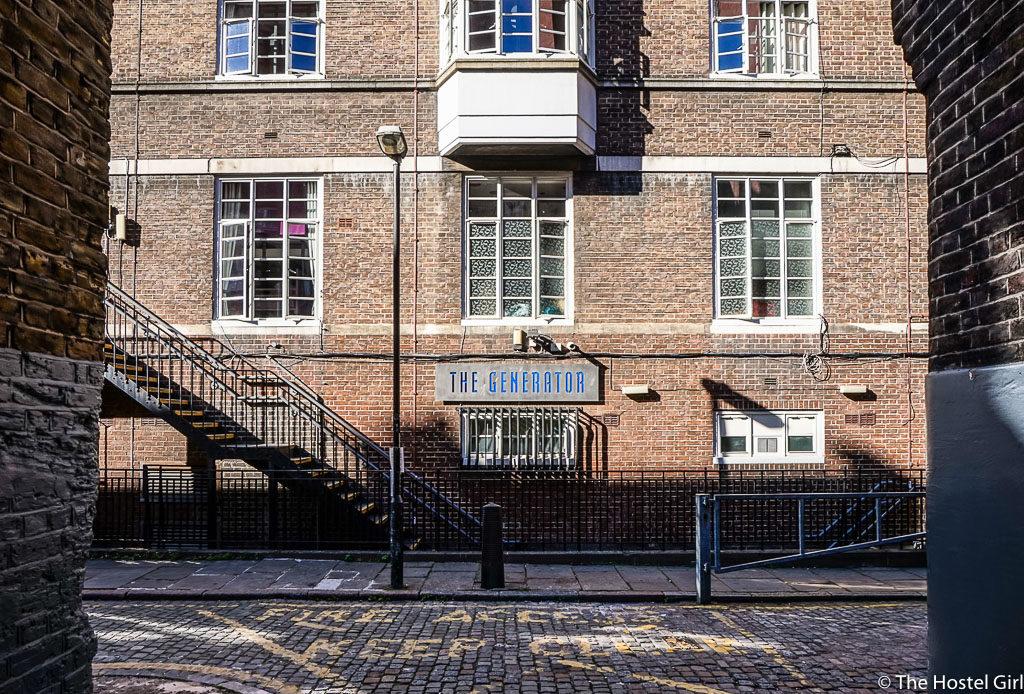 REVIEW- Generator Hostel London -6
