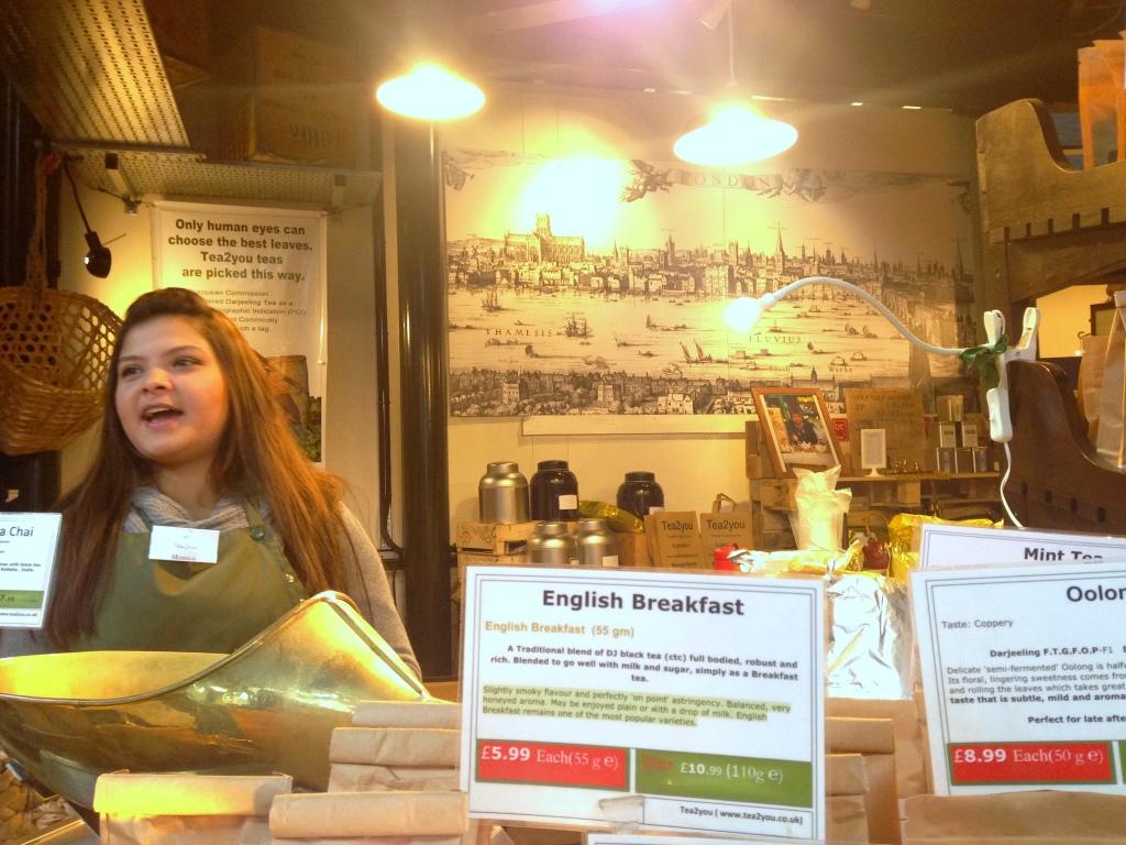 Tea2You The Borough Market London_2