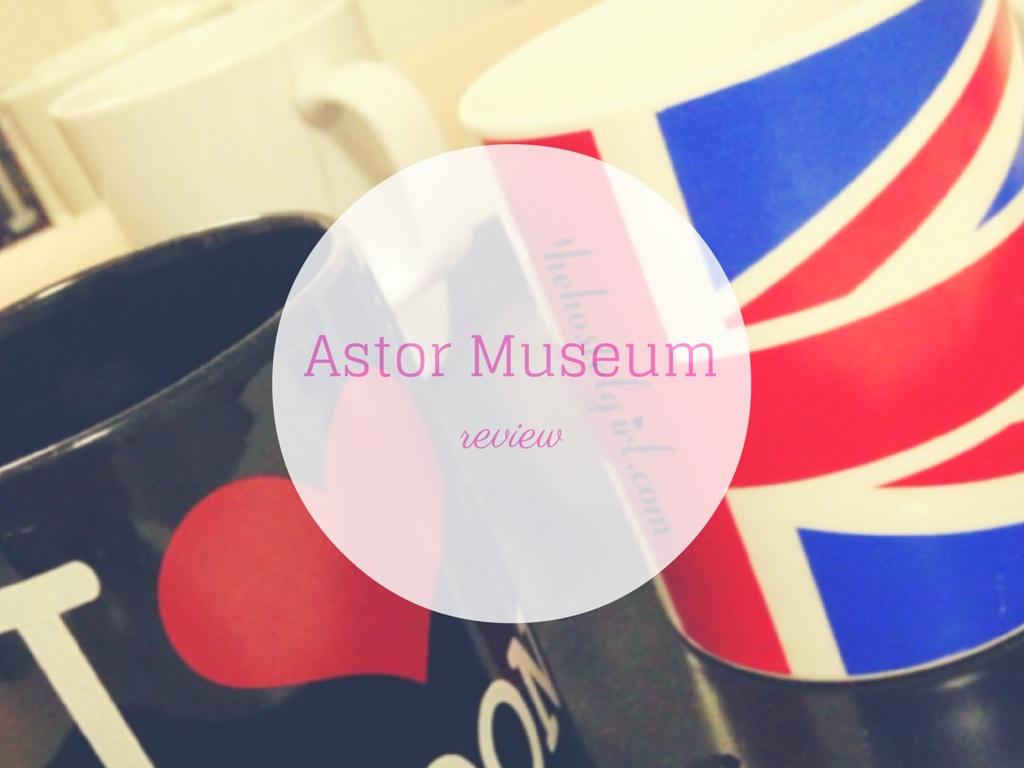 ASTOR MUSEUM HOSTEL REVIEW