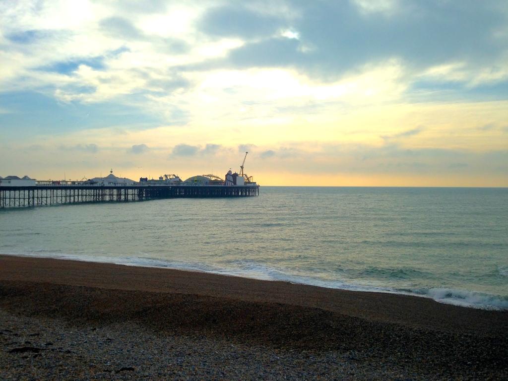 Brighton_Pier YHA Brighton
