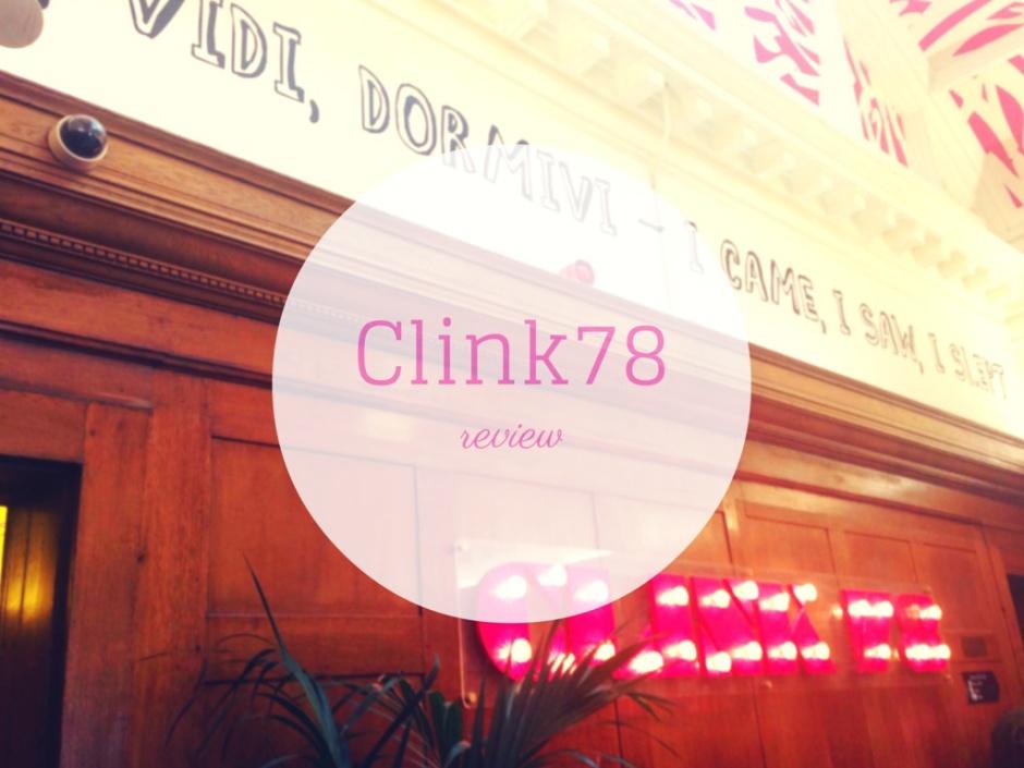 CLINK78 HOSTEL LONDON REVIEW