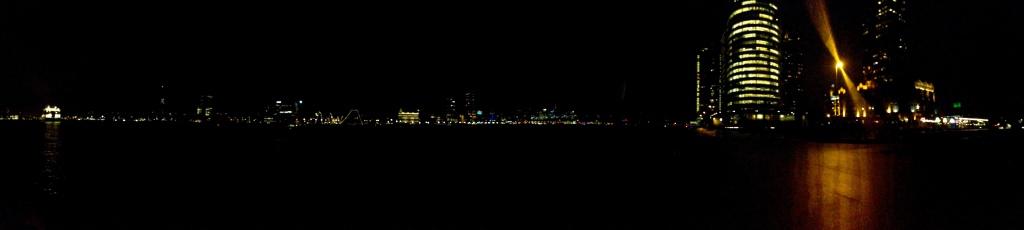 Nightfall in the Netherlands_Rotterdam_5