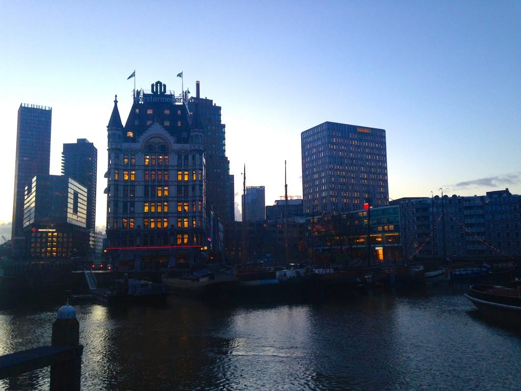Nightfall in the Netherlands_Rotterdam_8
