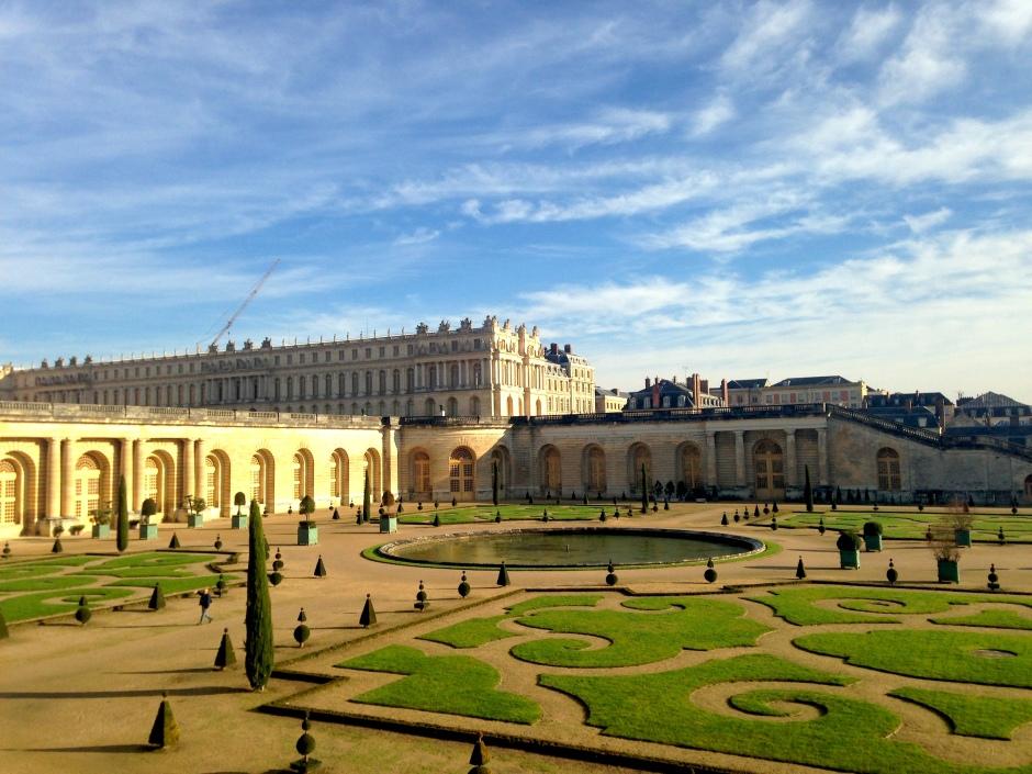 Palace of Versailles Paris_14