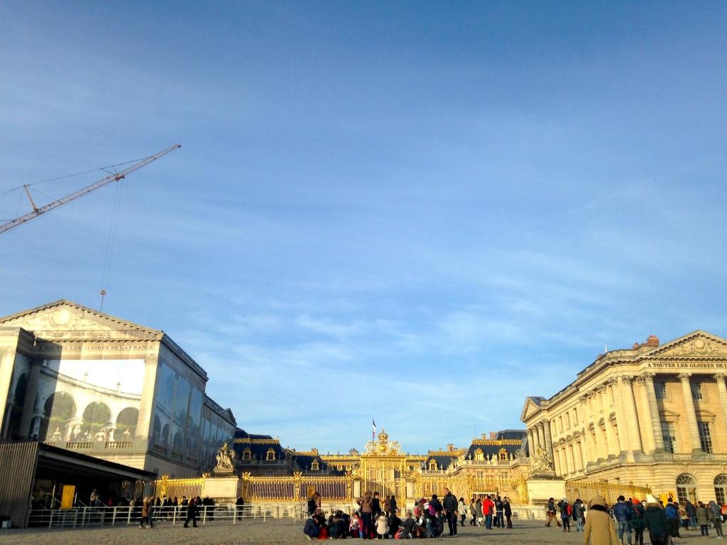 Palace of Versailles Paris_2