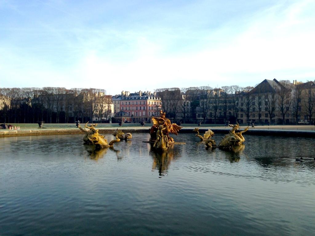 Palace of Versailles Paris_7