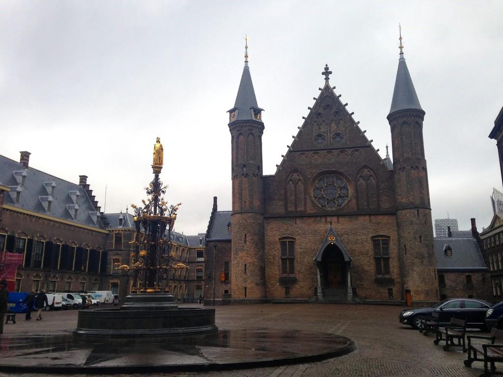 The Hague Netherlands_3_Ridderzaal
