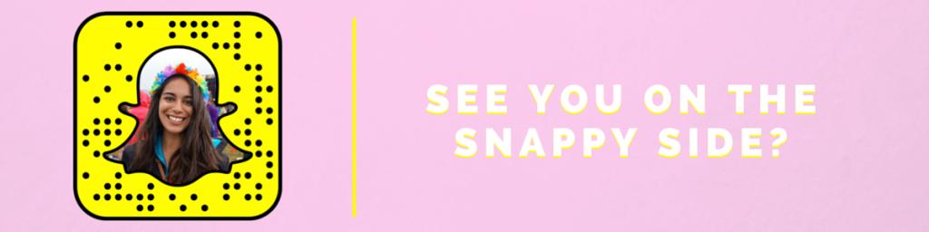 Snapchat Banner The Hostel Girl Travel