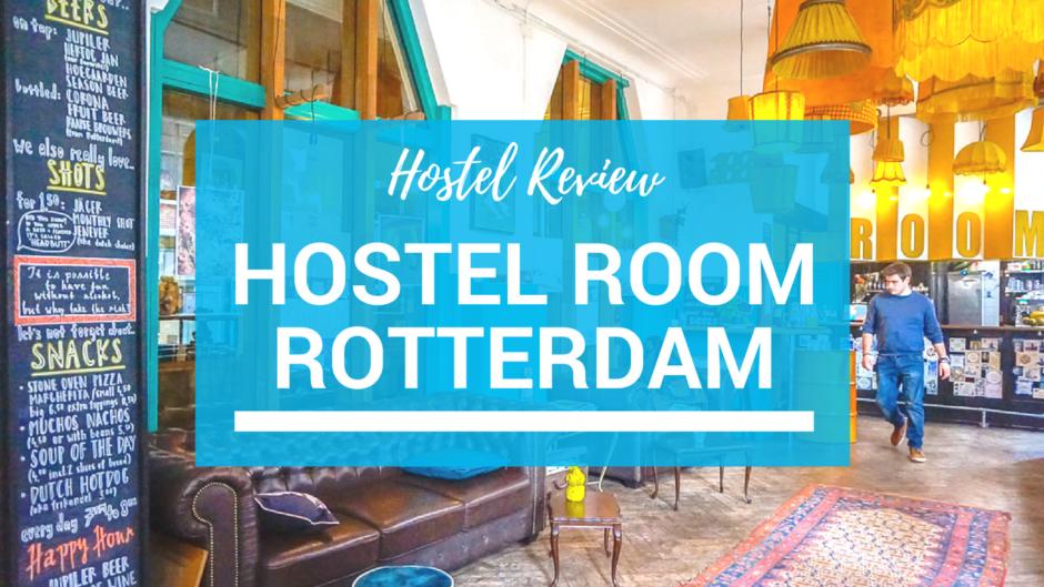 Hostel Review Hostel ROOM Rotterdam