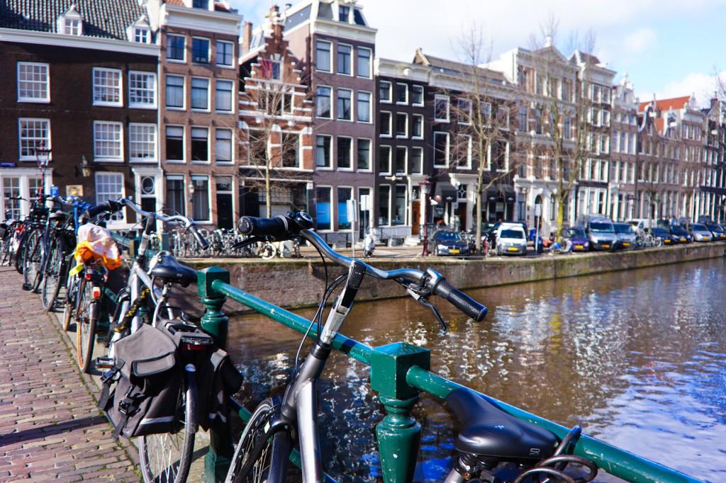 The Hostel Girl Loves Amsterdam Spring -2
