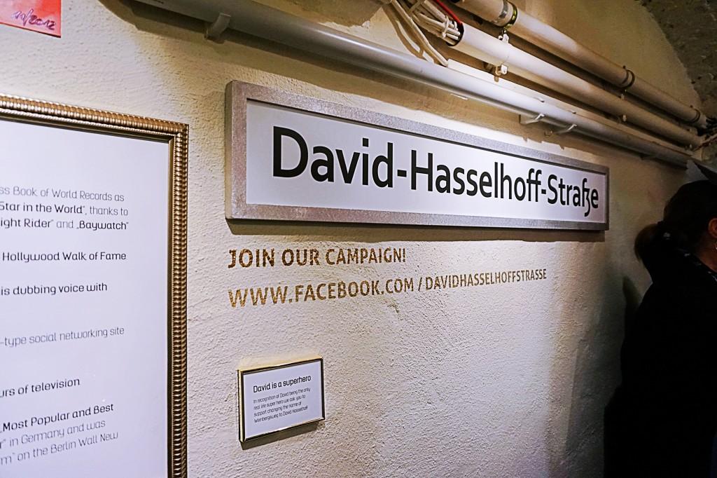 Circus Hostel Berlin_7 David Hasselhoff Museum