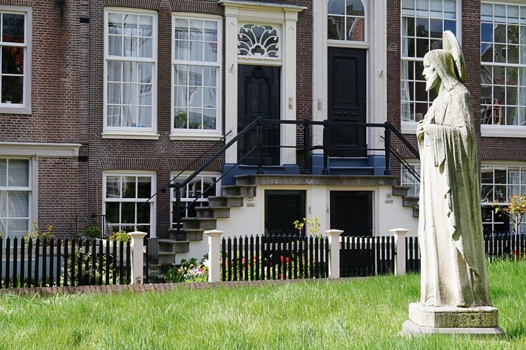 Begijnhof Amsterdam 02 sz