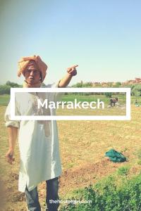 Marrakech Morocco - The Hostel Girl Review