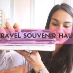 Souvenir Travel Haul by The Hostel Girl