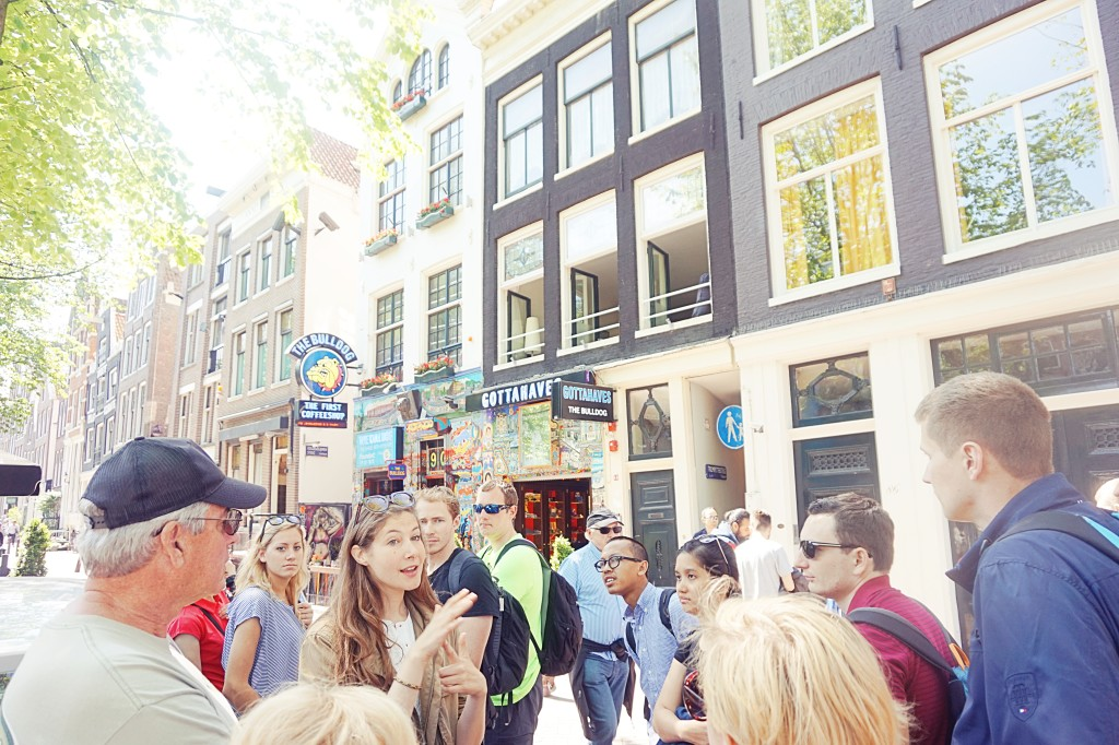 Free Walking Tour Amsterdam with 360 Amsterdam 18