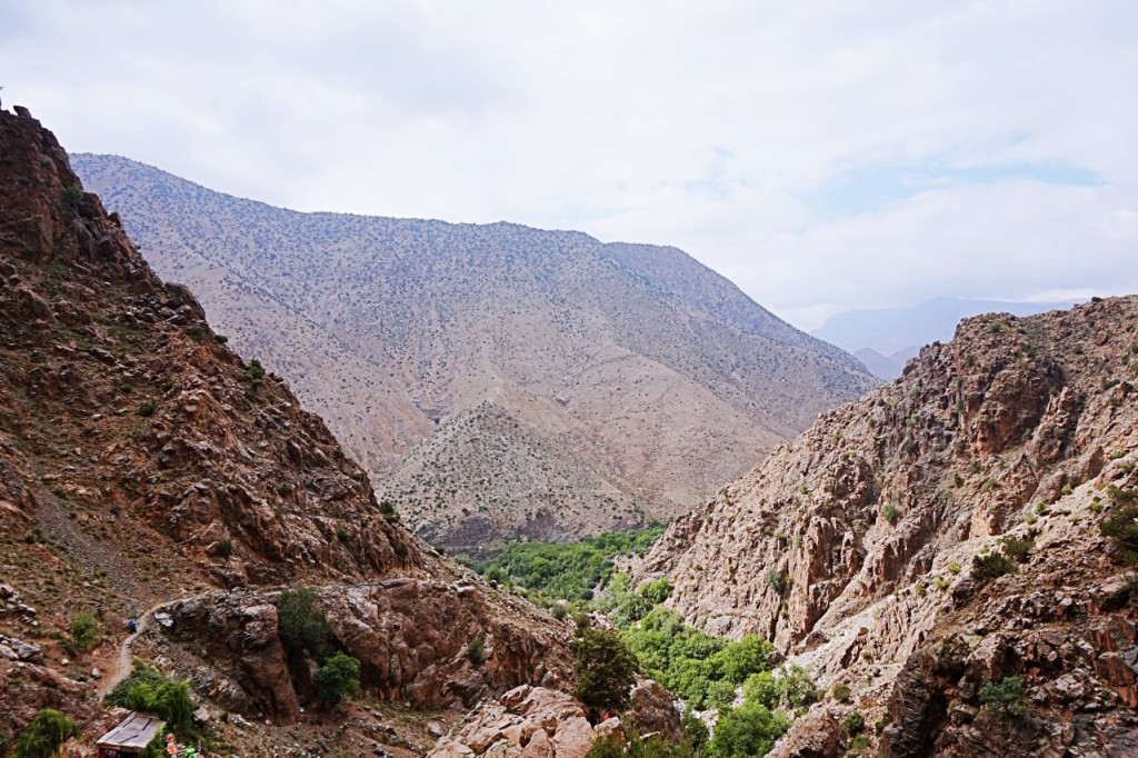 Ourika Valley Waterfalls Marrakech Morocco 14