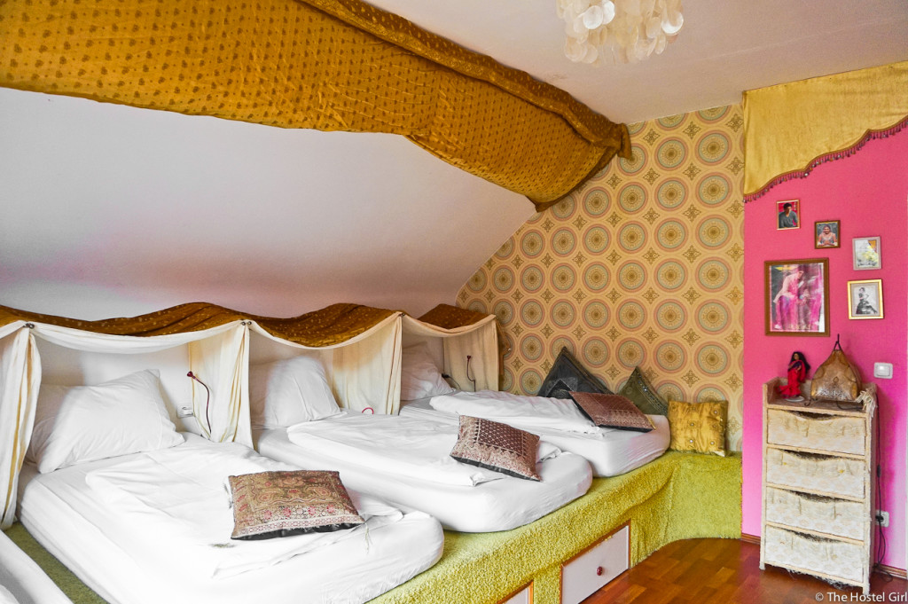 Die Wohngemeinschaft Hostel Cologne Germany Hostel Review -15