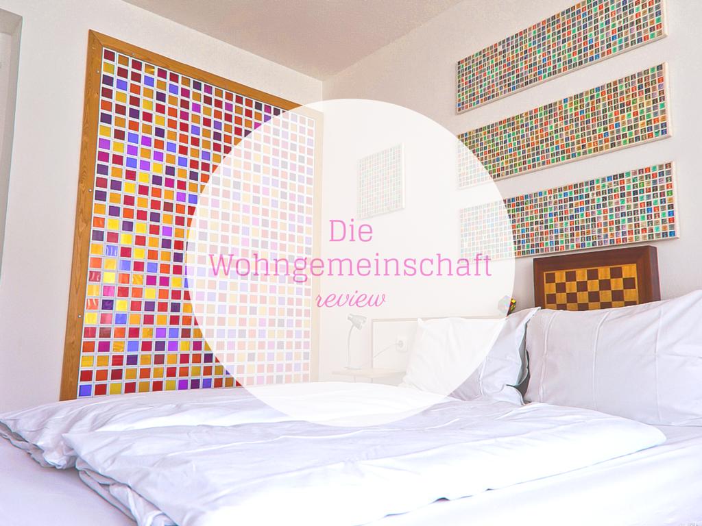 REVIEW - Die Wohngemeinschaft Hostel, Cologne Germany