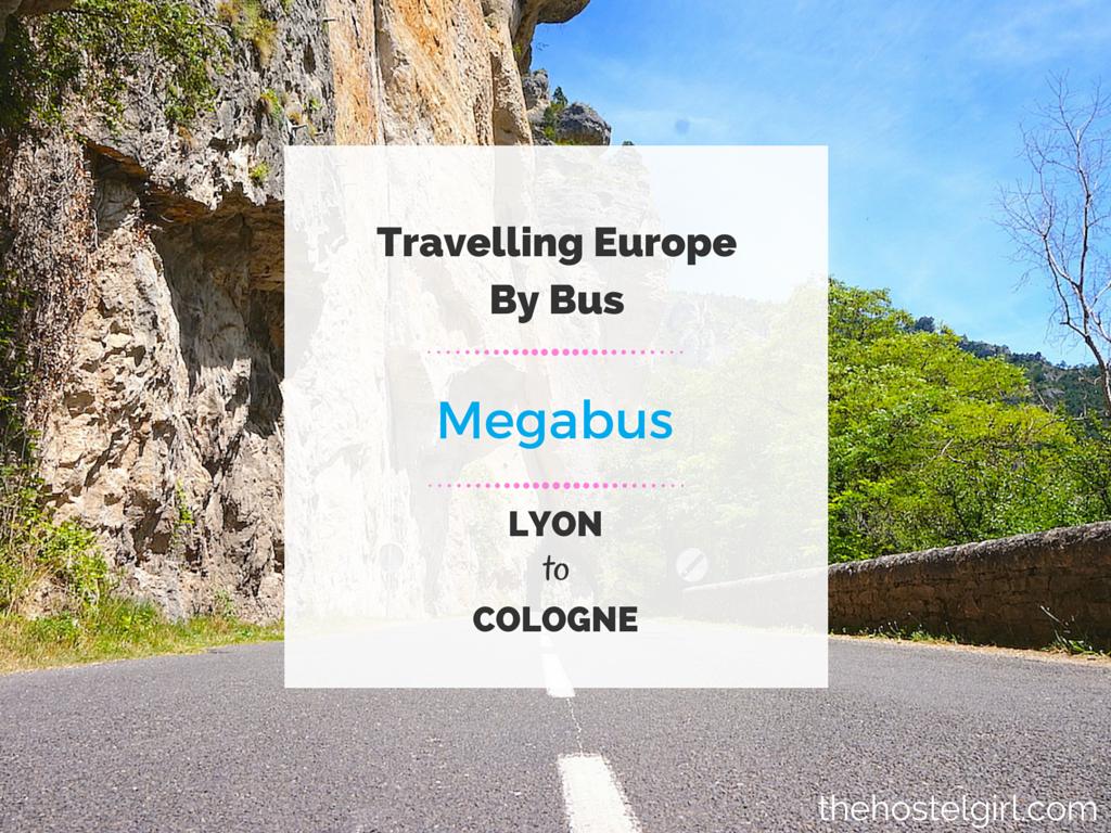 Travelling Europe By Bus - iDBus vs. Megabus - Megabus
