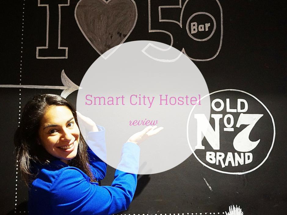 Review - Smart City Hostel Edinburgh