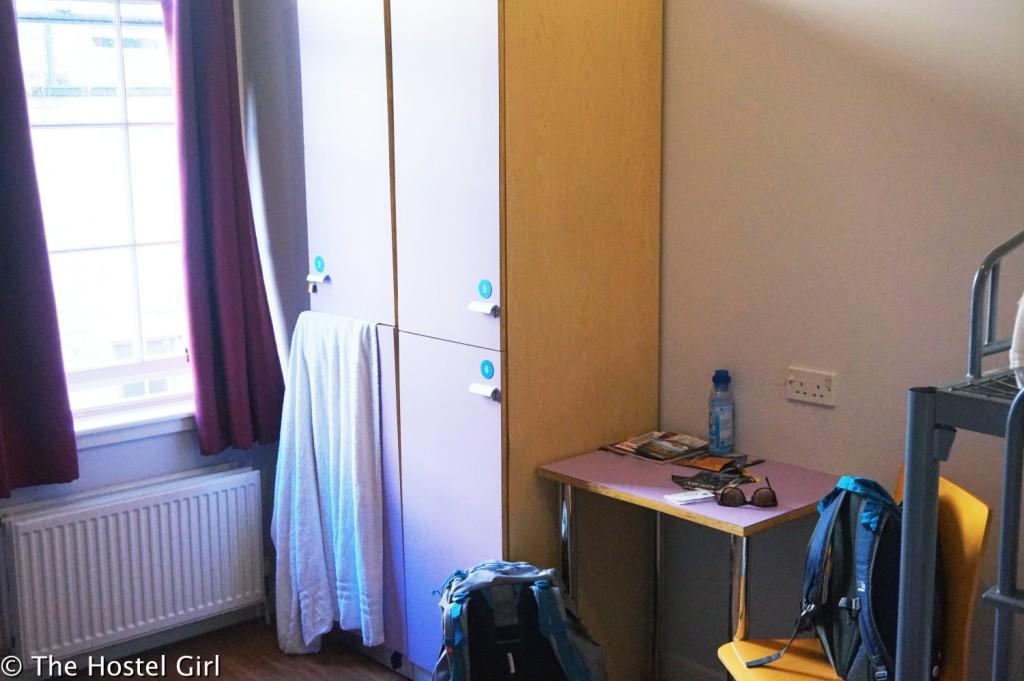 Review - Smart City Hostel Edinburgh Scotland 10 07 cr