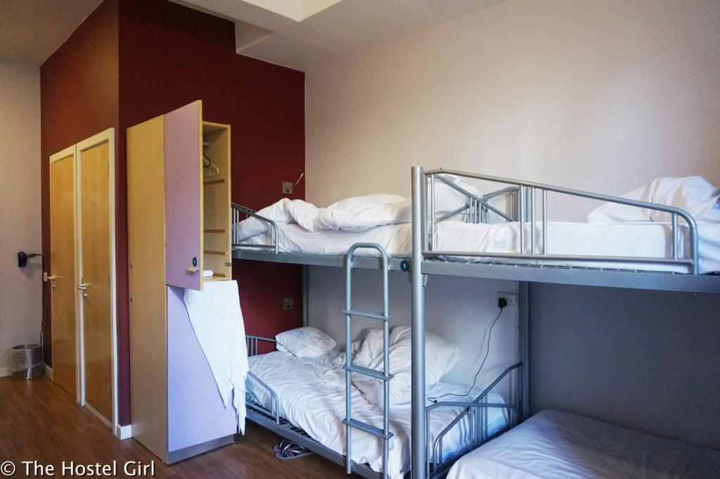 Review - Smart City Hostel Edinburgh Scotland 11 06 cr