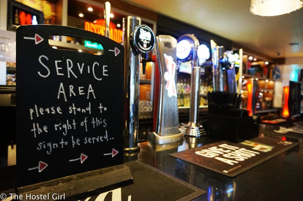Review - Smart City Hostel Edinburgh Scotland 13 04 cr
