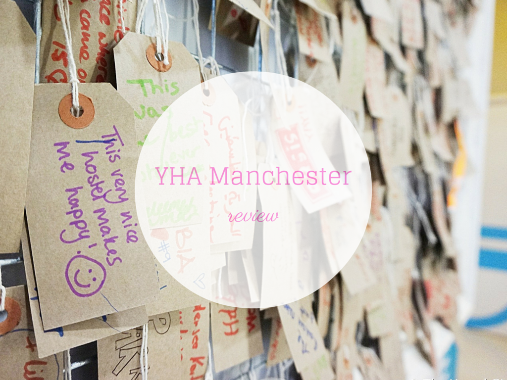 YHA Manchester hostel review