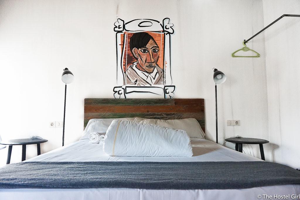 REVIEW- Room007 Chuecha Hostel, Madrid - sz -1