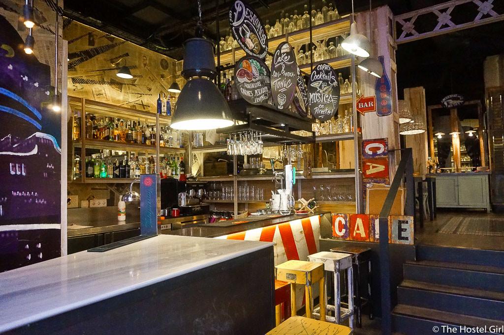 REVIEW- Room007 Chuecha Hostel, Madrid - sz -18