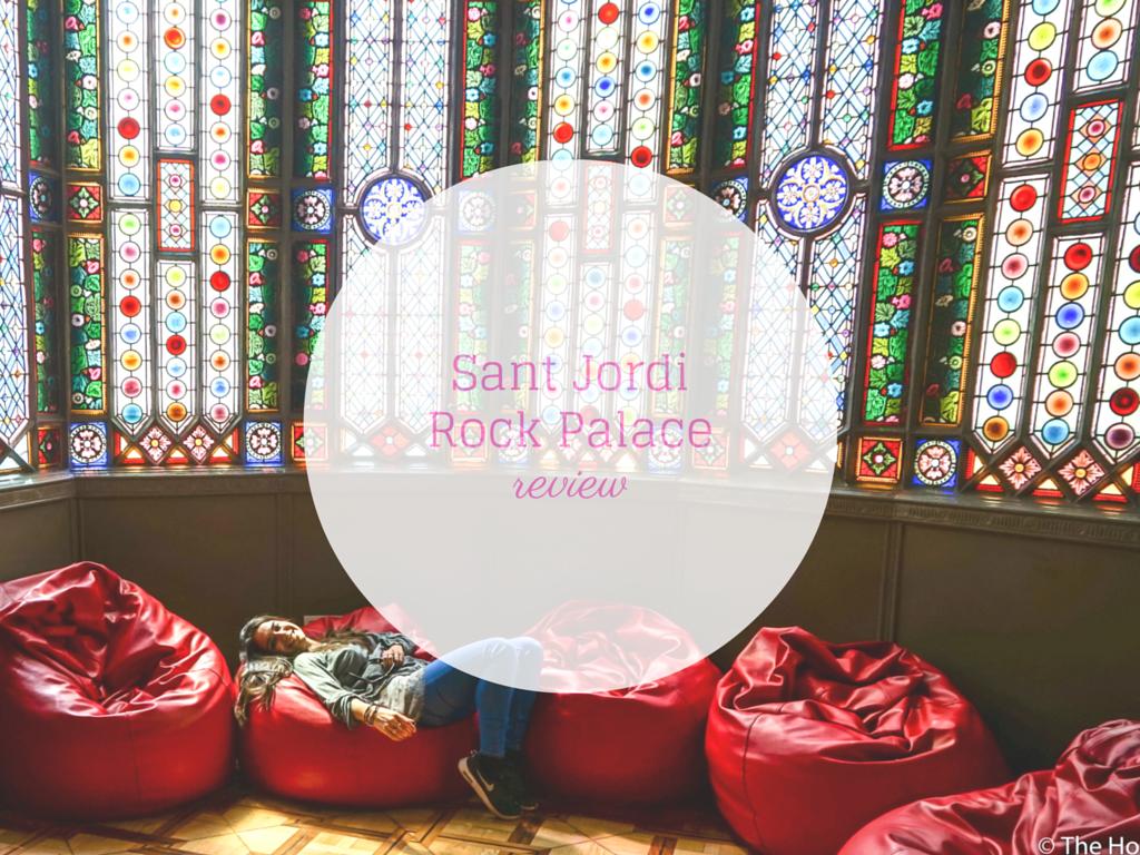 REVIEW Sant Jordi Rock Palace, Barcelona
