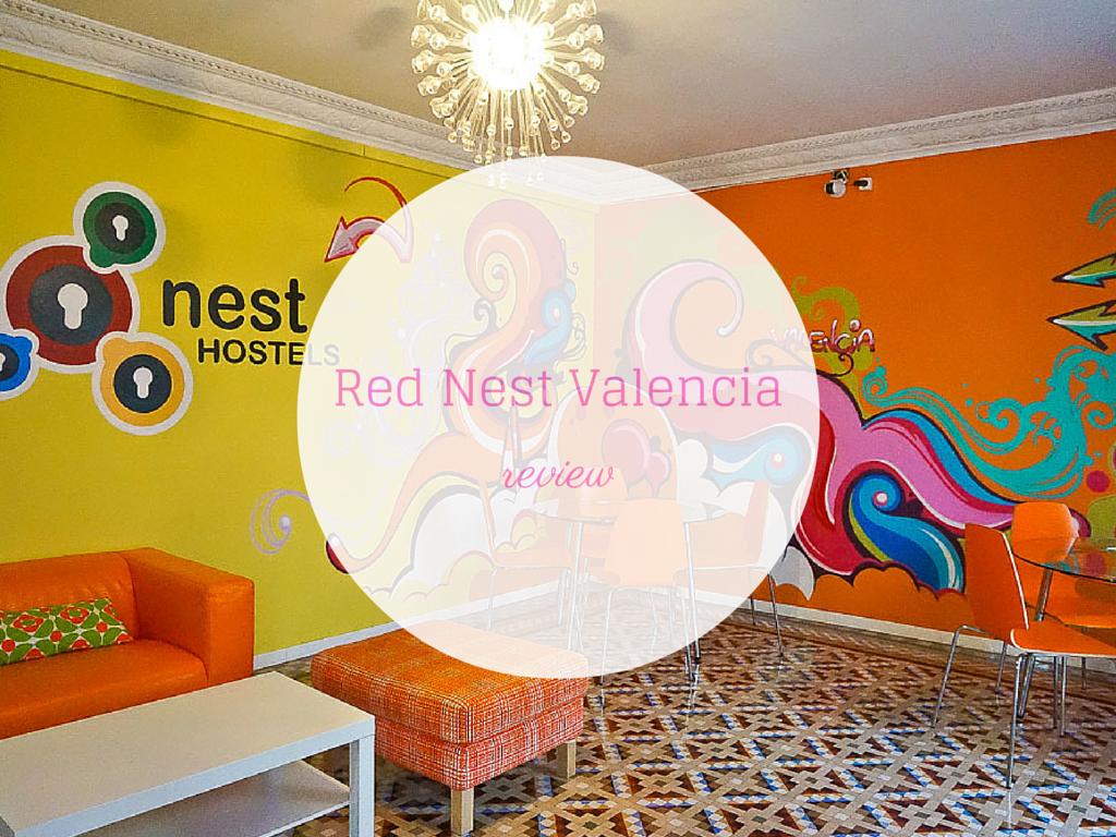Review Red Nest Hostel Valencia Spain