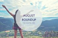 The Hostel Girl Loves August 2015 Roundup