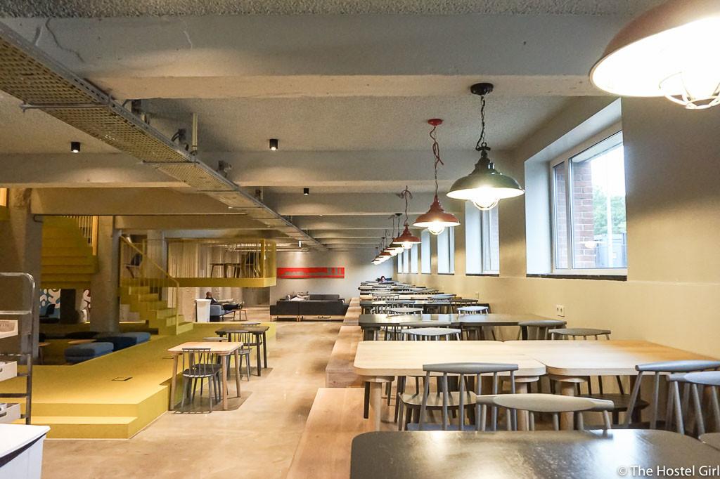 sz Review ClinkNOORD Hostel Amsterdam-8