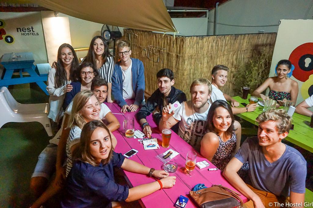 sz Review Red Nest Hostel Valencia Spain -10