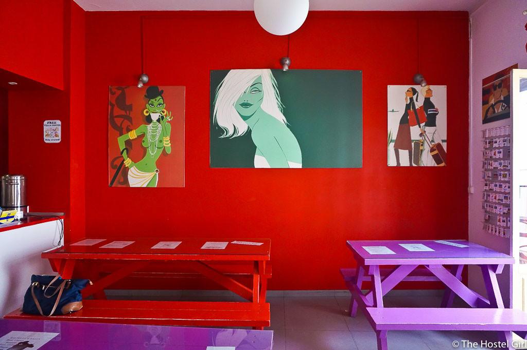 sz Review Red Nest Hostel Valencia Spain -19