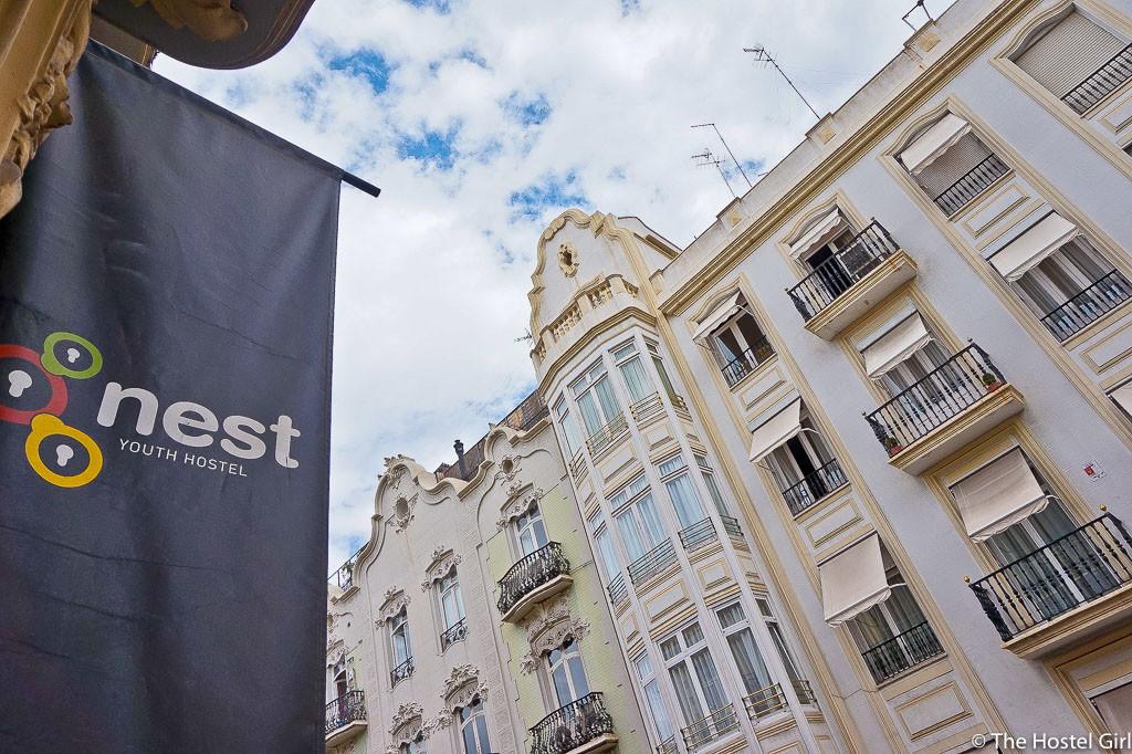 sz Review Red Nest Hostel Valencia Spain -7