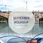 September 2015 Roundup