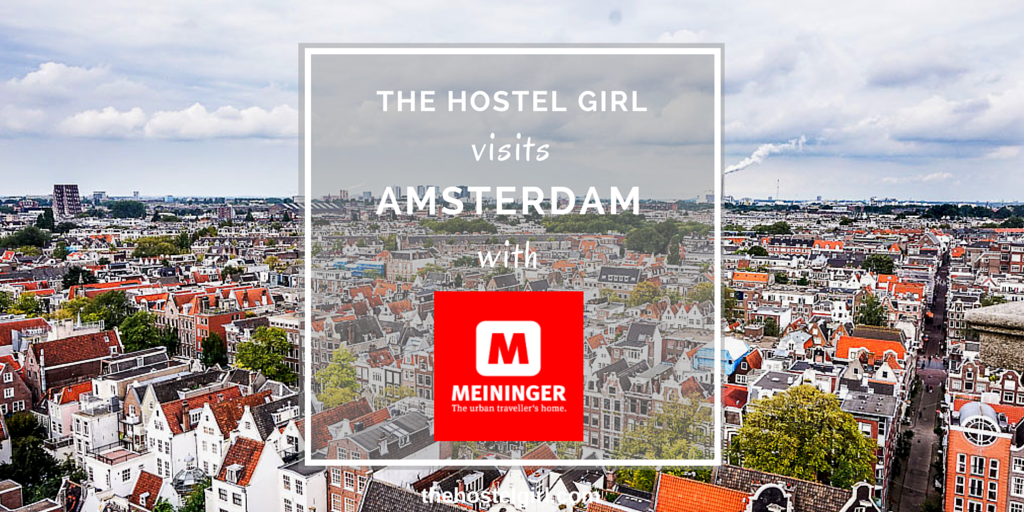 Reviewing MEININGER Amsterdam